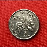 59-16 Гамбия, 25 бутутов 1971 г.