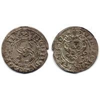 Шеляг 1605, Сигизмунд III Ваза, Рига, Коллекционное состояние