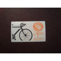 Мексика 1981 г.Экспорт Мексики.Велосипед.