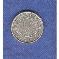 1 цент 1980 г.