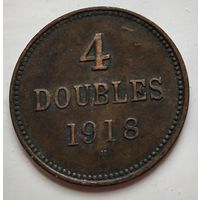 Гернси 4 дубля, 1918 1-9-6