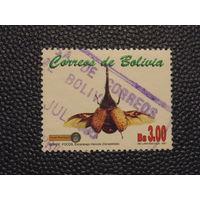 Боливия  2001г. Фауна