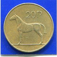 Ирландия 20 пенсов 1995