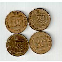 10 агарот Израиля 4