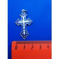 Нательный Православный крест 1988 года.