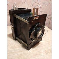 Фотоаппарат ТУРИСТ 1938 год.