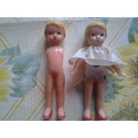 Куколка Галя. + Куколка на реставрацию.