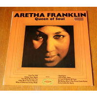 """Aretha Franklin """"Queen Of Soul"""" LP, 1966"""