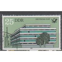 ГДР Архитектура 1982