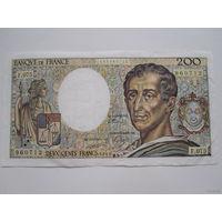 200 Франков 1989 (Франция)