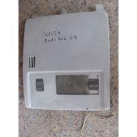101028 Audi 100 С4 панель с кнопкой люка 895877829 c
