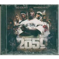 CD-promo 50 Cent & Whoo Kid - G-Unit Radio 10 - Before The Massacre (2005)