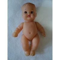 Кукла пупс(резиновый) ,клеймо DAXAING