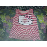 Платье детское Hello Kitty