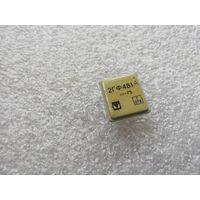 2ГФ481А Микросхема специализированная гибридная. Мультивибратор ждущий коротких импульсов, редкая в коллекцию