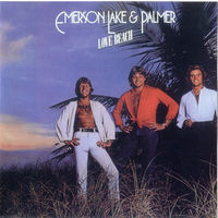 Emerson, Lake & Palmer - Love Beach (1978, Audio CD)