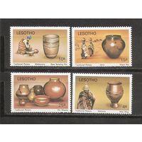 КГ Лесото 1980 Керамика