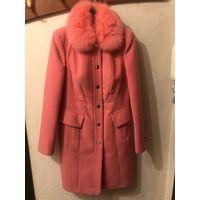 Пальто зимнее р-р.44
