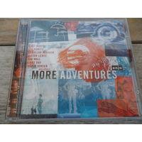 CD - Разные исполнители - More adventures. New Enja releases 1996/97 - Enja Records, Germany