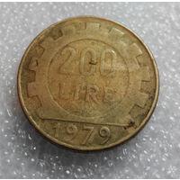 200 лир 1979 Италия #01