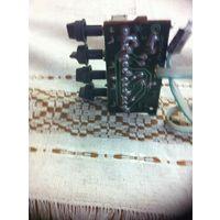 Плата с 3-мя регулируемыми резисторами