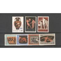 Греция. 1964.Спорт. Олимпйские игры