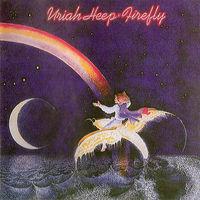Uriah Heep - Firefly (1977, Audio CD, ремастер 1997 года)
