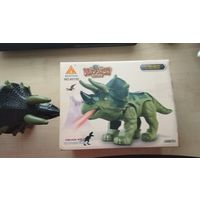 Динозавр игрушка движущаяся