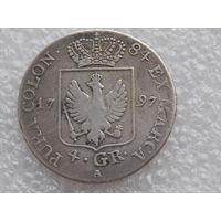 4 гроша 1797 г.