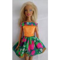 Платье Барби Маттел оригинал винтаж