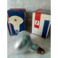 Зеркальная лампа для фото-киносъёмок ЗК-220-500-2 1976 г