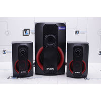 2.1-акустика SVEN MS-304 (40 Вт, Bluetooth, SD, USB). Гарантия