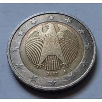 2 евро, Германия 2003 G