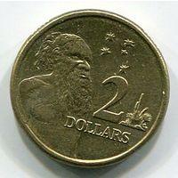 АВСТРАЛИЯ - 2 ДОЛЛАРА 2005