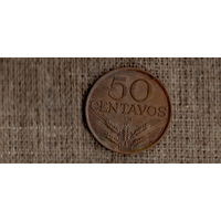 Португалия 50 сентаво 1978