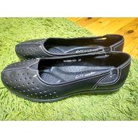 Новые туфли из нат.кожи р.37