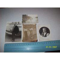 Лот фотографий 1950-1960 гг.цена за все