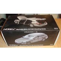Mercedes Benz SLS Shooting Brake Norev 1:18
