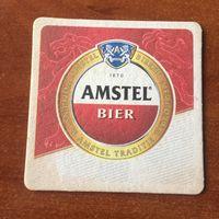 Подставка под пиво Amstel No 8