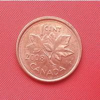 63-03 Канада, 1 цент 2008 г.