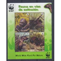 [88] Перу 2004.Фауна.WWF.