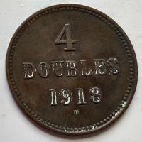 Гернси 4 дубля, 1918 1-9-7