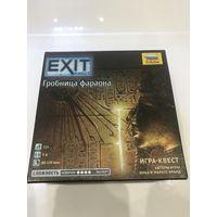 Настольная игра - квест Exit Гробница фараона