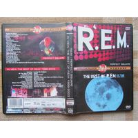 DVD R.E.M. REM (Perfect Square – In View The Best Of R.E.M. In Time 1988-2003)