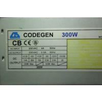Блок питания ATX CODEGEN 300W