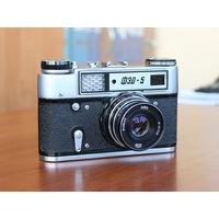 Фотоаппарат ФЭД 5, в отличном состоянии