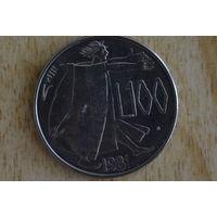 Сан-Марино 100 лир 1981