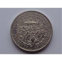 Олдерни 2 фунта 1993