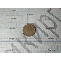 Монета 5 песет Испания 1975