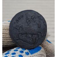 Монета 2 Копейки 1758